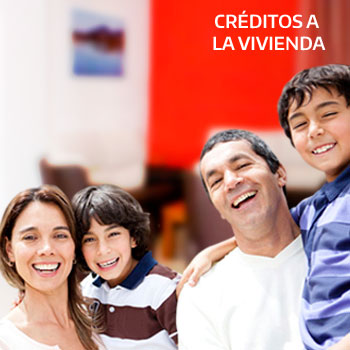 Créditos a la vivienta